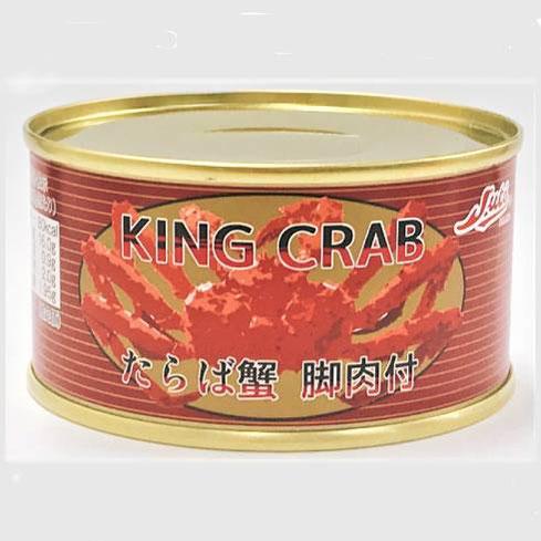 たらばかに,ストーたらばかに脚肉付(キングクラブ),ストー缶詰株式会社