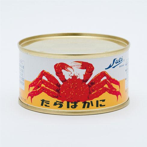 たらばかに,ストーたらばかにオレンジラベル(料理用),ストー缶詰株式会社