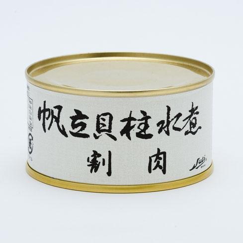 ほたて貝,ストーほたて貝柱水煮割肉(和紙タイプ),ストー缶詰株式会社