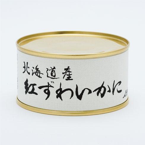 ずわいかに,ストー北海道産紅ずわいかに,ストー缶詰株式会社