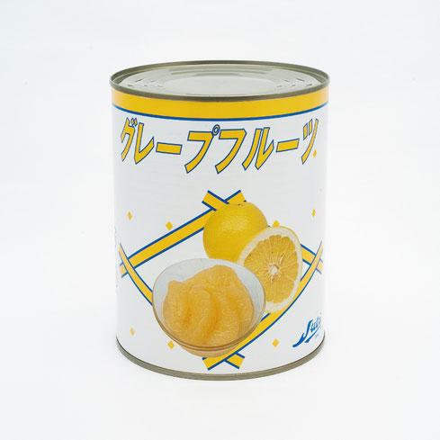 フルーツ缶詰,グレープフルーツ,ストートルコ産グレープフルーツライトシラップ3kg,ストー缶詰株式会社