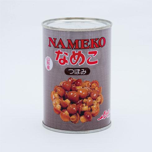 なめこ,ストー山形県産なめこ水煮つぼみ,ストー缶詰株式会社