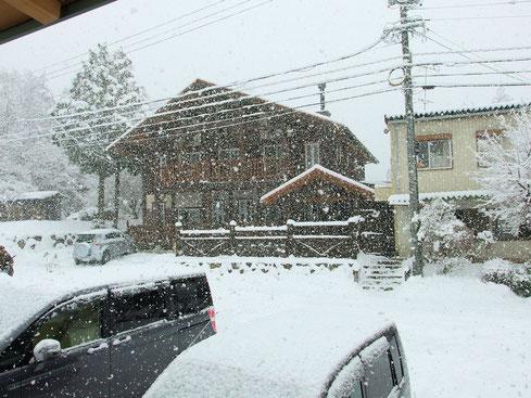 一面の雪景色になった2月