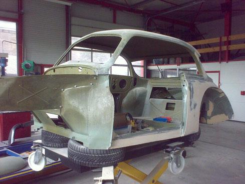 Stauffer AG Klassische Motorfahrzeugtechnik - Restauration DKW Jahrgang 1953 - Bild 17