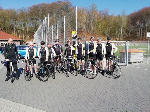 ESV Radsportgruppe (fast vollständig)