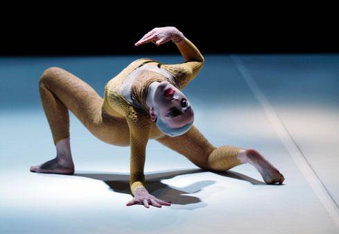 PANTERA (2018), choreography: Liliana Barros, Premiere: Commedia Futura Hnnover, Dock 11 Berlin