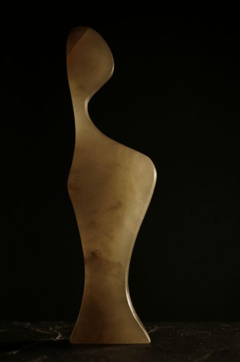 Heidrun Feistner: Belles de jour - 1 / Alabaster / Foto HF