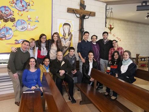 28 de Marzo de 2015, V Centenario del Nacimiento de Santa Teresa de Jesús