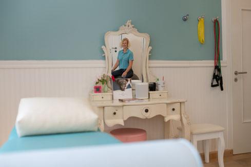 Praxisraum für Physiotherapie in Ratingen-Hösel