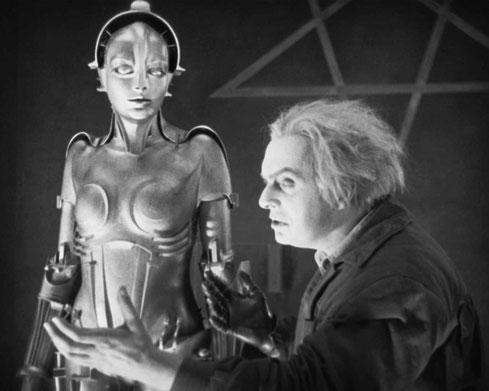 Metropolis (Metropolis), Fritz Lang, 1926, Allemagne.
