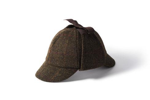 Tweed Cap Sherlock Holmes