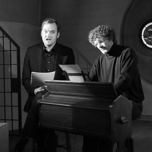 Konzert mit Frank Stanzl und Ulrich Cordes