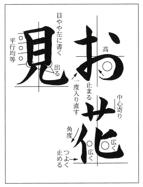 札幌書道教室 書家 札幌市中央区書道教室 札幌競書雑誌書究