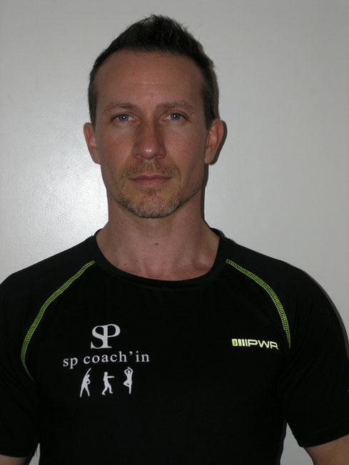 Sébastien Pacaud - Educateur sportif