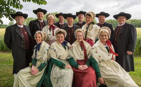 Volkstanzgruppe Marienfeld