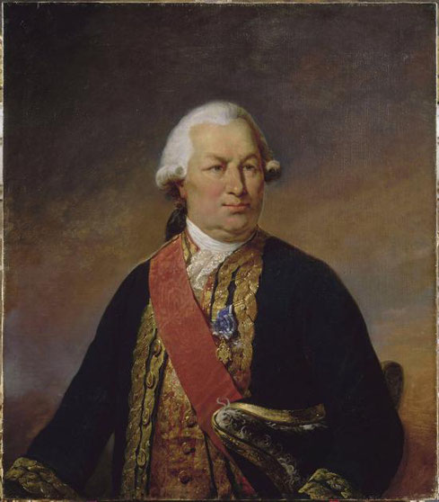 Document 2_ François-Joseph Paul de Grasse, lieutenant-général de la marine royale, il commande la flotte de l'Atlantique à partir de 1781. C'est un marin courageux,  qui a été formé à l'ordre de Malte.