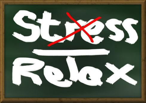 pancarte stress non relax ok alain rivera