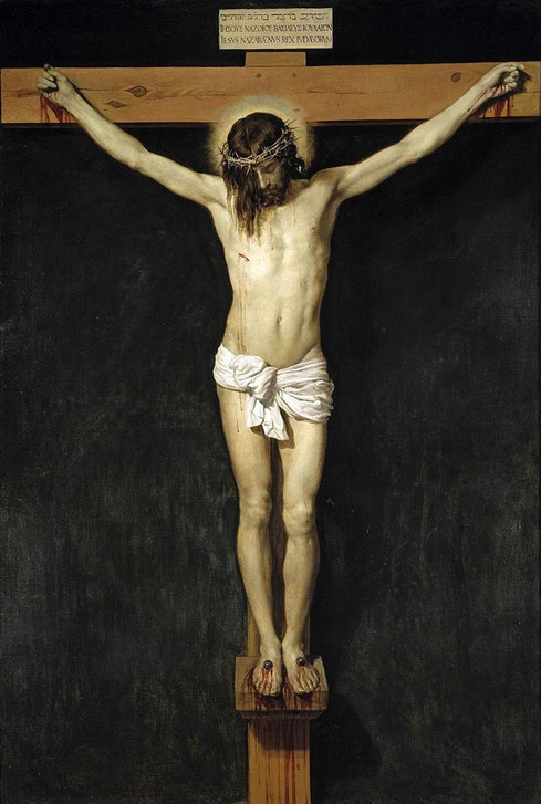 Christ Crucified is a painting of 1632 by Diego Velázquez