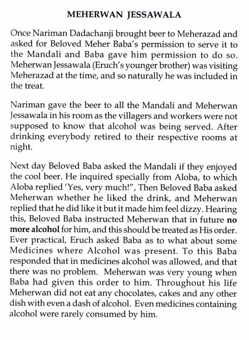 "Courtesy of ""Memorable Moments with Meher Baba"" by Faroukh Bastani - p.29"