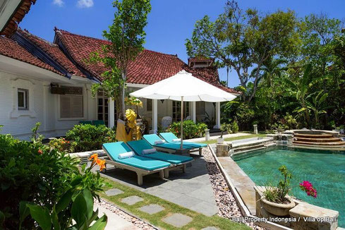 5 bedroom villa for sale in the heart of Seminyak.