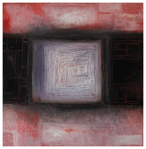"""Palast"" 2011, ET/LW 60x60"