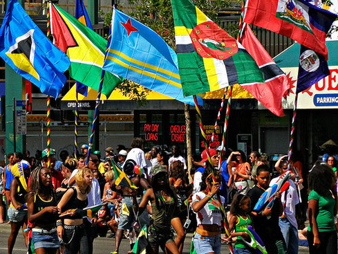 Flags of Caribbean Nations