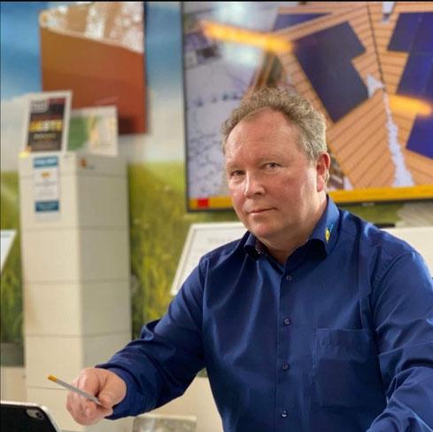 iKratos Geschäftsführer Willi Harhammer