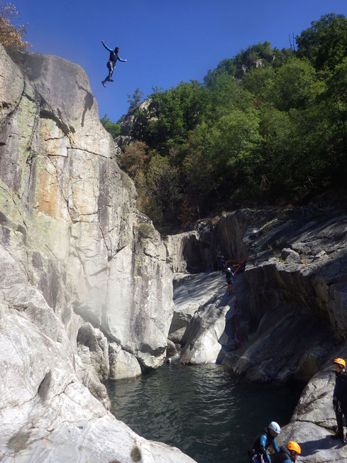 canyoning isere grenoble vercors canyon furon écouges