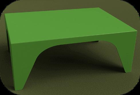 table-basse-flashy-verte-vert