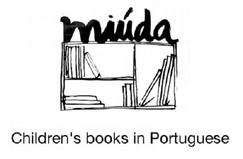 portugiesischer Kinderbuchladen im Großbritannien