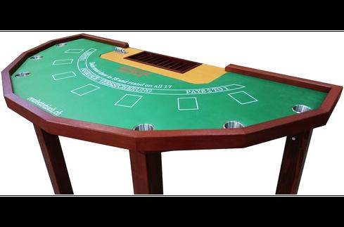 Black Jack Tisch mieten - Mobiles Casino
