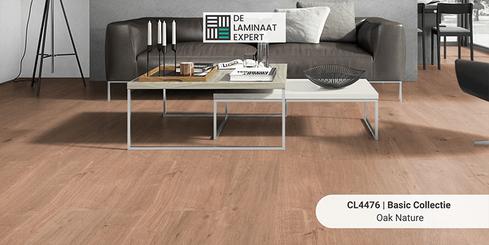 Basic Laminaat CL447 Oak Nature