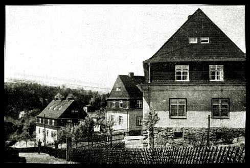 Steinberg um 1928 / Quelle: Bürgerverein/Richter