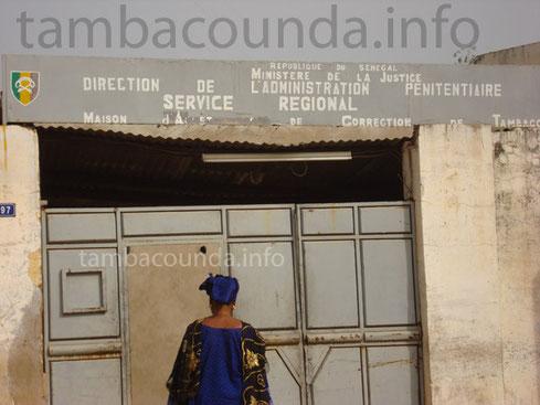 Clic pour info sur le camp de Kedougou