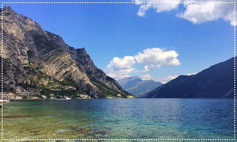 Gardasee, Lago di Garda, Reisen, Urlaub, Augenblick, Entspannung, silvanillion