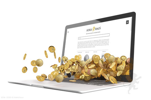 Gold bei www.adels-haus.de günstig kaufen Silber  bei www.adels-haus.de günstig kafuen  Golbarren bei www.adels-haus.de günstig erwerben  Goldmünzen bei www.adels-haus.de günstig erwerben