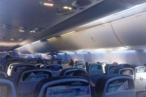 Handgepäck, Flugzeug, Die Traumreiser, Billigflieger, Low Cost Airlines