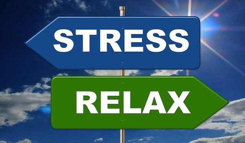Stressmanagement und Stressbewältigung - mehr Entspannung