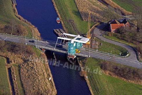 """Die Brücke am """"Bangsteder Verlaat"""" muss repariert werden."""
