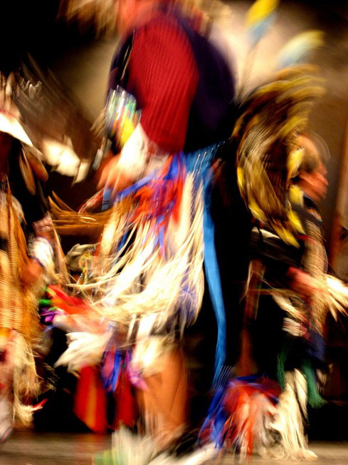 Pow Wow der Santee Sioux Nation, Nebraska