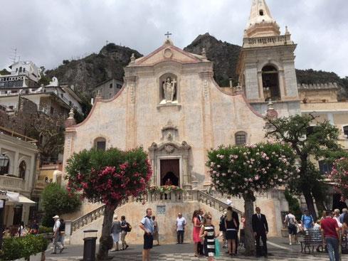 Die Kirche San Giuseppe