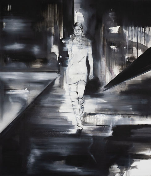 DENIZ ALT - Die Schattenläuferin