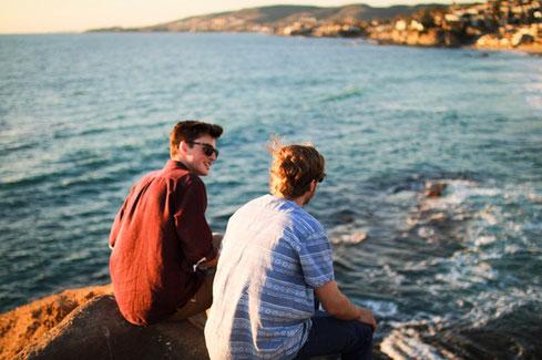 Was erfährst du von deinem besten Freund über deine Stärken?