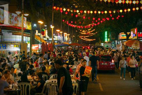 Marché de Nuit Jalan Alor