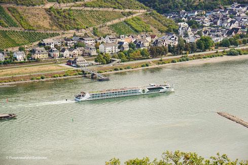 MS ESPRIT auf dem Rhein