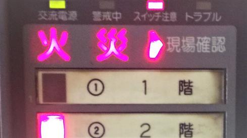 """""""もしも""""である火災に遭遇する確率 火事 保険"""