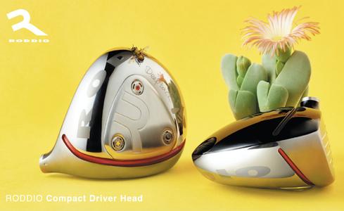 RODDIO compact driver head