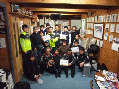 写真提供:山中湖メイプルカーリングクラブ