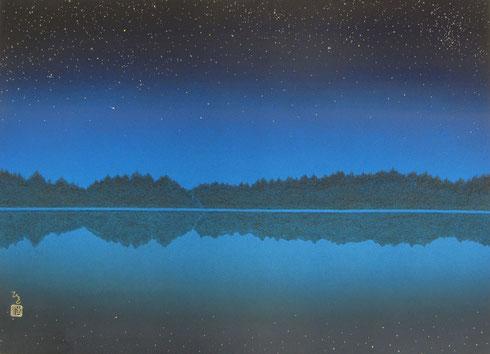 「星照フィンランド」 F4号 ¥140,000