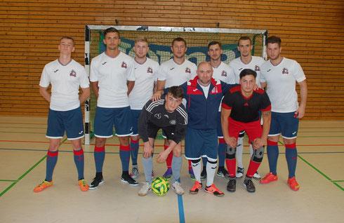 POKALICIOUS 2016-Sieger: Futsal Club Gladiators Rheine e.V. (Foto: Gött)